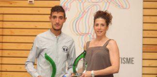 Ilias Fifa i Beatriz Pascual - Foto: Jordi López